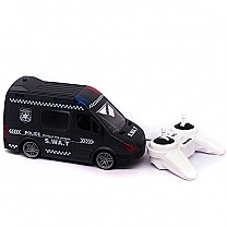 R/C S.W.A.T Police Car  For Kids