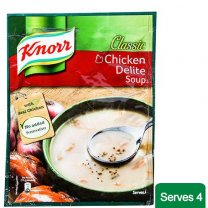 buy online in Nepal - Knorr Classic Chicken Delite Soup 44gm
