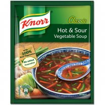 Knorr Classic Hot & Sour Vegetable Soup 43gm