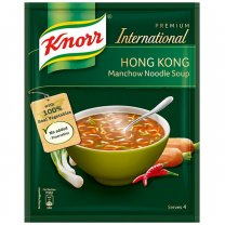 Knorr Premium International Hong Kong Manchow Noodle Soup 46gm
