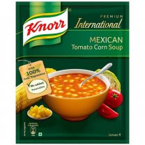 Knorr Premium International Mexican Tomato Corn Soup 52gm