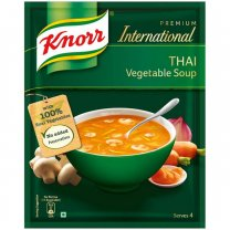 Knorr Premium International Thai Vegetable Soup 46gm