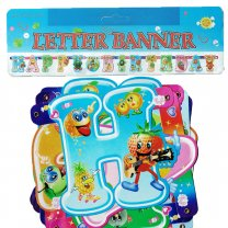 Colorful 'Happy Birthday' Letter Banner 13 Pcs (Design-2)
