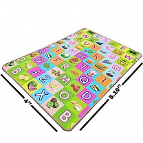 Comfortable Learning & Playing Mat For Kids