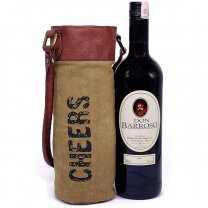 Don Barroso Sweet Red Wine With Cheers Single Wine Bag