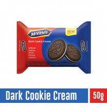 McVitie's Dark Cookies Cream 50g