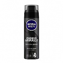 Nivea Men Deep Impact Shaving Foam 200ml