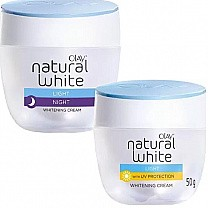 Olay Natural White Cream Combo
