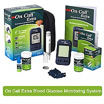 On Call Extra Blood Glucose Monitoring System