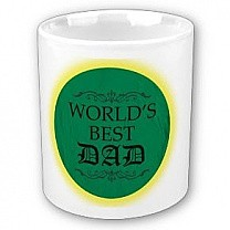 World's Best Dad (Classic Design)