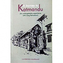 A Journey to Kathmandu by Laurence Oliphant
