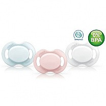 Philips Avent Advanced Orthodontic Soother 0-6 Months