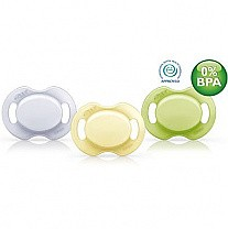 Philips Avent Advanced Orthodontic Soother 6-18 Months