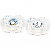 Philips Avent Fashion Soothers BPA Free 0-3 Months