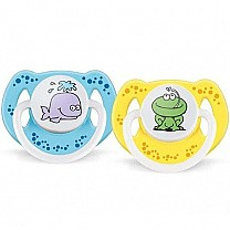Philips Avent Fashion Soothers BPA Free 6-18 Months