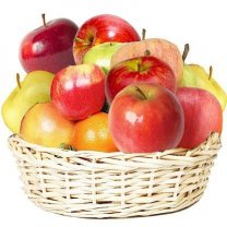 Seasonal Fruits Mix Basket 3kg+