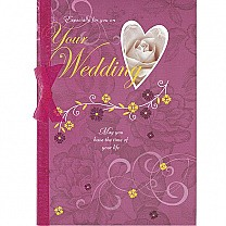 Especially for You on Your Wedding - Greeting Card