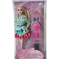 Ardana Doll Set - with Extra accessories