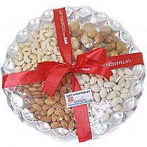 Dry Fruits & Nuts Tray (Home Special from Giftmandu)