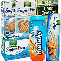 Sugar Free Picks - Sugar Free Biscuits, Crackers and Lite Horlicks