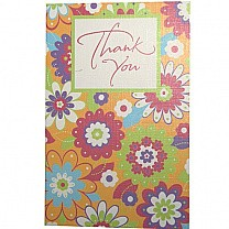 Thank You - Greeting Card (GC-5020)