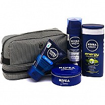Nivea Personal Care Combo & Toiletry Travel Bag