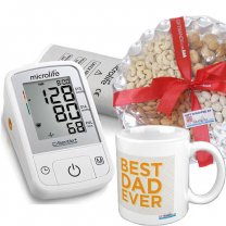 Microlife Blood Pressure Monitor Gift Combo