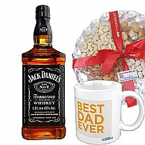Jack Daniel's Whiskey For Dad