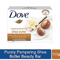 Dove Shea Butter Beauty Soap Bar 100gDove Shea Butter Beauty Soap Bar 100g