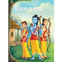 Ramayana For Children Picture Book