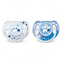Philips Avent Night Time Soother (SCF176/22)