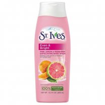 St. Ives Even & Bright Pink Lemon and Mandarin Body Wash