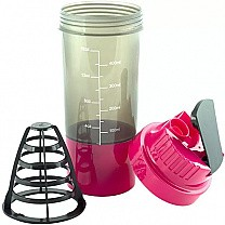 Multi-Utility Cyclone Protein Shaker Bottle (500ml)