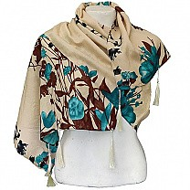 Beautiful Printed Summer Scarf For Women
