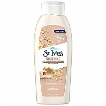 St. Ives Soothing Oatmeal & Shea Butter Body Wash