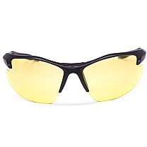 Night View Trendy Yellow Sunglasses