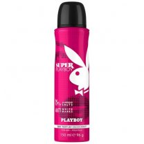 Super Playboy Deodorant Body Spray For Her 150ml