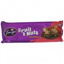 Tango Fruits & Nuts Chocolate 100g