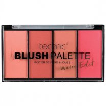 Technic Blush Palette - Warm Edit