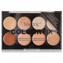 Technic Colour Fix Cream Based Contour Palette (Light Medium)