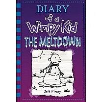 The Diary of A Wimpy kid: The Meltdown by Jeff Kinney