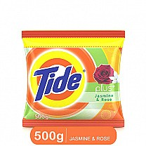 Tide Plus Extra Power Jasmine & Rose Detergent Washing Powder 500gm buy online in Nepal.