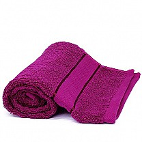 Quality fabric Face Towel (Pink)