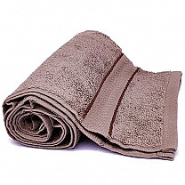 Quality fabric Face Towel (Light Brown)