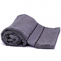 Quality fabric Face Towel (Grey)