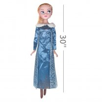 Olaf's Frozen Adventure- Elsa Doll (30'')