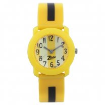Titan Zoop Yellow Dial Analog Watch for Kids (C3025PP03)