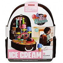 Vanyeh Ice Cream Backpack Toy For Kids (3+ Years)