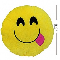 Silly Tongue Out Emoji Window Hanging 8.5''