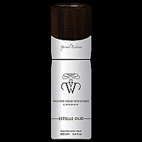 Western Valley Boulevard London Estelle Oud 200ml Body Spray
